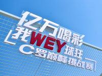 亿万喝彩 我WEY球狂 C罗巅峰挑战赛北京