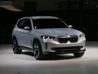 宝马与华晨合作升级 2020年投产iX3车型
