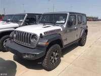 Jeep牧马人预售46万起 或7月23日上市