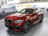 2018成都车展 全新一代BMW X4静态评测