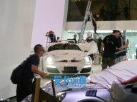 成都车展探馆:保时捷911限量版抢先看