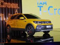上汽大众T-Cross正式发布 轴距加长80mm