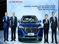 SUV爆款,全新传祺GS5让巴黎刮起中国风