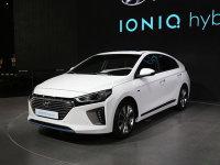 现代IONIQ电动版车型续航升级 明年推出