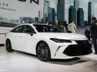 一汽丰田Avalon定名亚洲龙 于15日首发