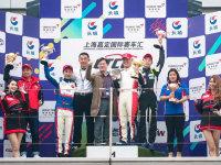 广丰收获CTCC年度冠军 车手收官战采访