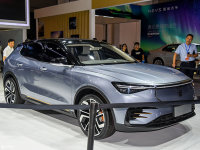 ENOVATE首款车今晚发布 纯电动中型SUV