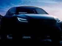 斯巴鲁Viziv Adrenaline概念车预告图