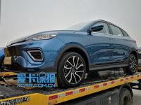 上海车展探馆:威马EX5 Pro实车抢先看