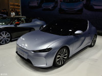 双门小跑车/纯电驱动 前途K20亮相上海