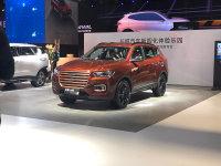 2019上海车展:哈弗H6 纪念版车型亮相