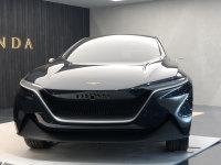 2019上海车展:拉共达全新SUV概念车亮相