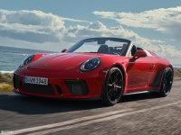 2019纽约车展 保时捷911 Speedster首发