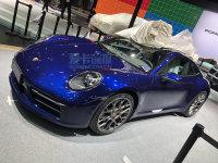 上海车展探馆:保时捷911 Carrera 4S