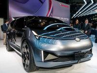 广汽传祺Entranze概念车将上海车展首发
