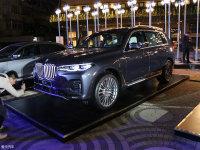全新旗舰SUV 宝马X7上市/售100万元起