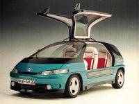 因为太时髦 网友让大众产1989年概念车