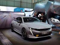 标致508运动版推混动车型 将2020年亮相