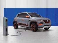 Dacia全新纯电动SUV概念车 续航达200km