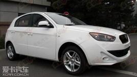 预计2013年初上市 一汽欧朗两厢定妆照