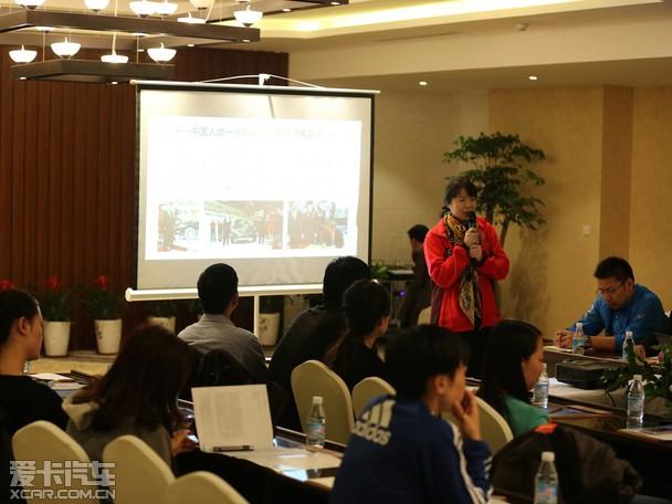 沃尔沃汽车中国销售公司销售与市场执行副总裁柳燕