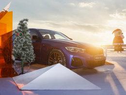 热血沸腾&热雪飘扬 BMW冰雪嘉年华体验